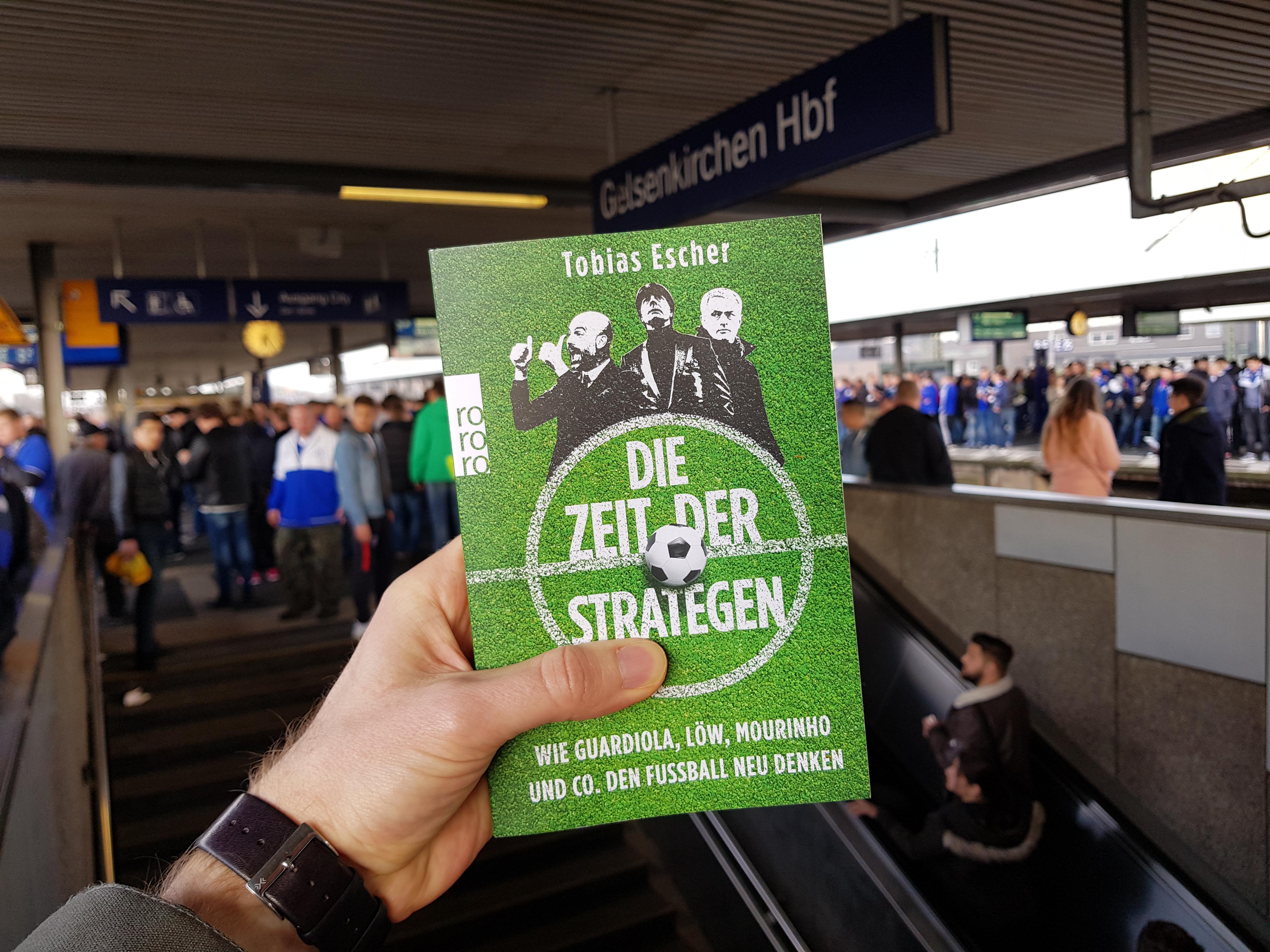 Tobias Escher: Die Zeit der Strategen