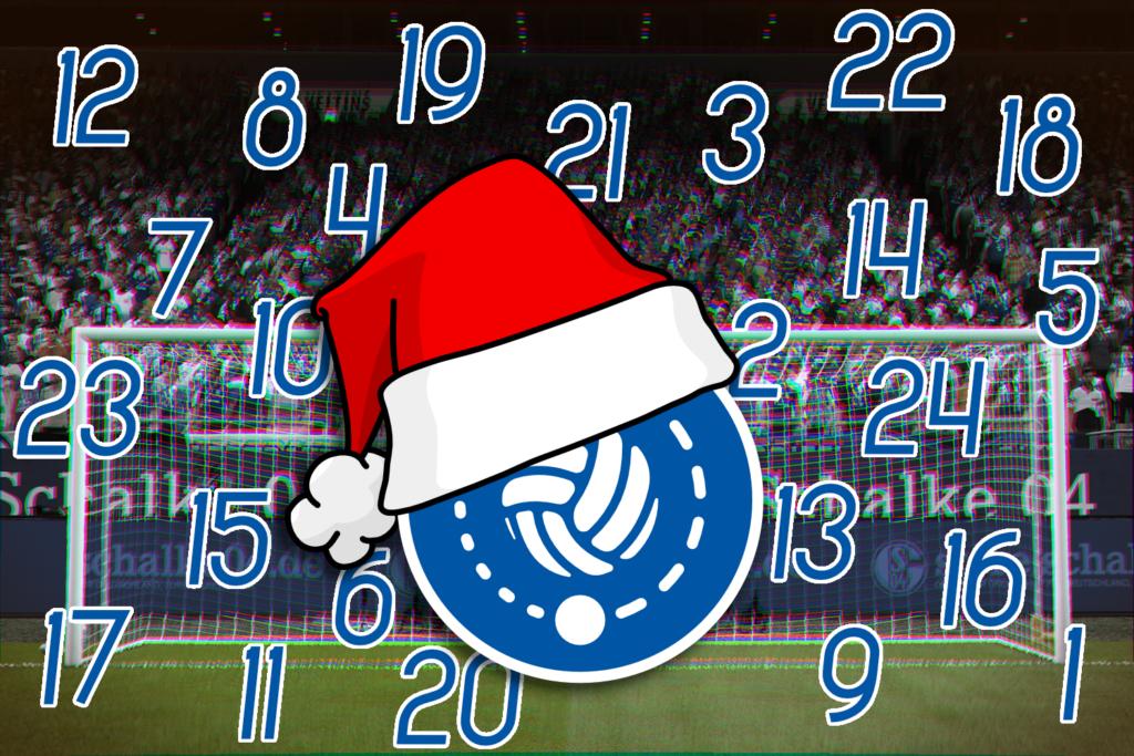 Der Halbfeldflanke & Friends Adventskalender 2020: Lieblings-Schalker